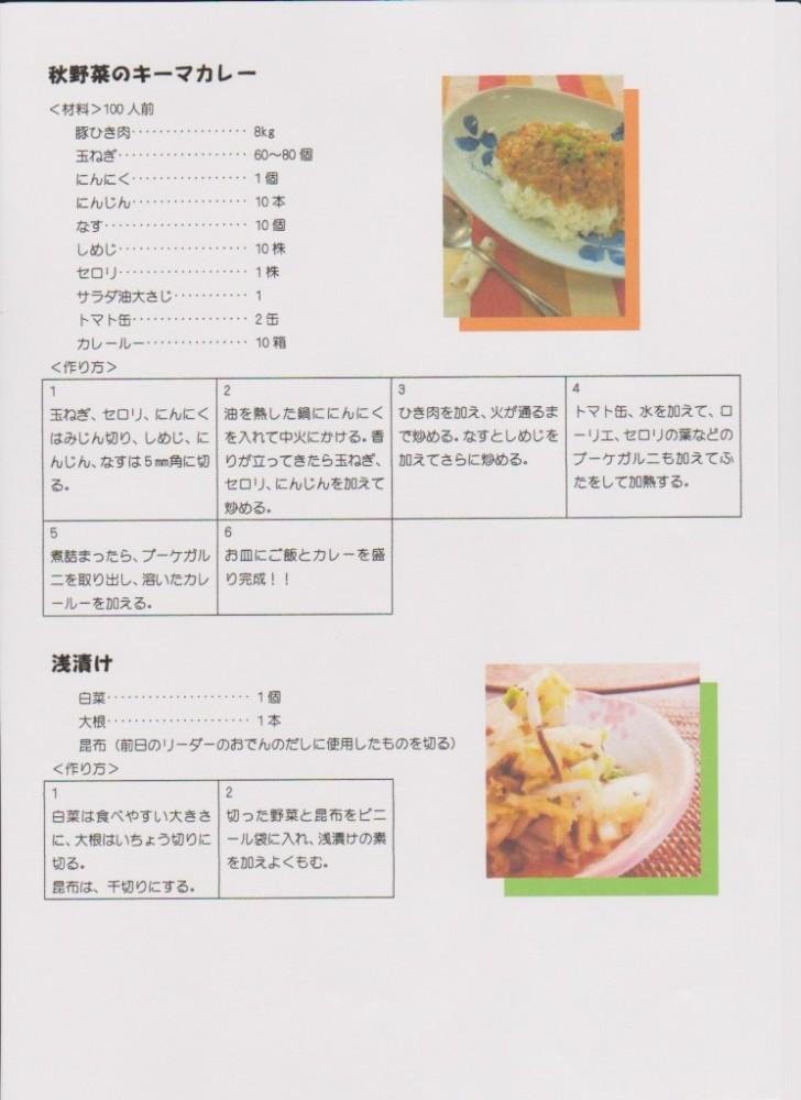 収穫祭レシピ1